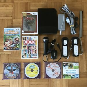 Lot Console Nintendo Wii