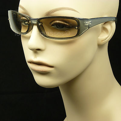 Sunglasses light tint pearl clear mirror lens night drive computer glasses (Lightly Tinted Sunglasses)