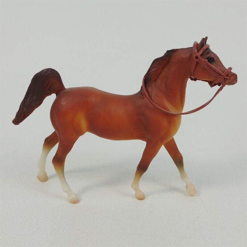 Breyer Horse #710496 Arabian Stallion Young Equestrian Team Chestnut 1996