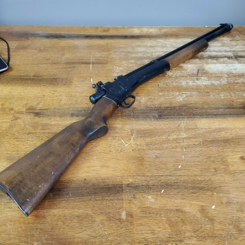 Very Old Vintage CROSMAN ARMS COMPANY ~ Crosman 22 ~ Pump ~ For Parts or Repair