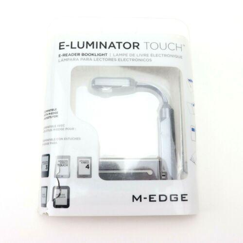 M Edge E-Luminator Touch light E-Reader Book light NEW