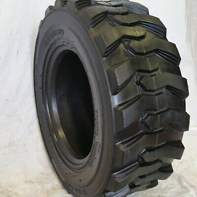 10-16.5 10x16.5 1-tire 14 Ply Skid Steer Road Crew Sks Tires 10165