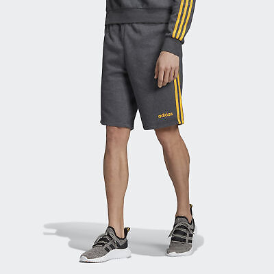 adidas Essentials 3-Stripes Fleece Shorts Men's