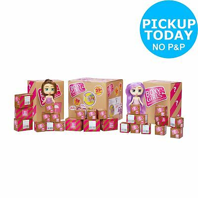 Boxy Girls Crate