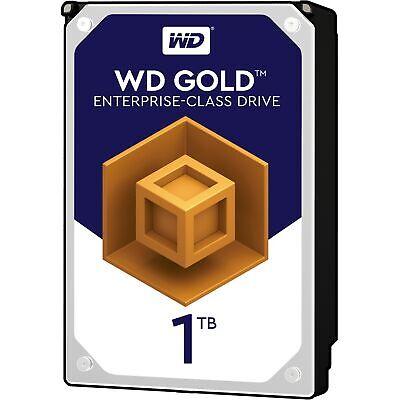 WD Gold 1 TB, Festplatte