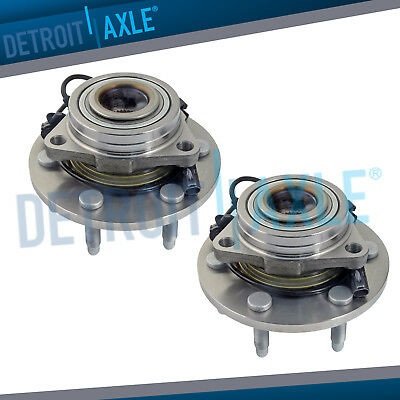 Front Wheel Bearing Hub Assembly Chevy Silverado 1500 Escalade Yukon Tahoe 4x4