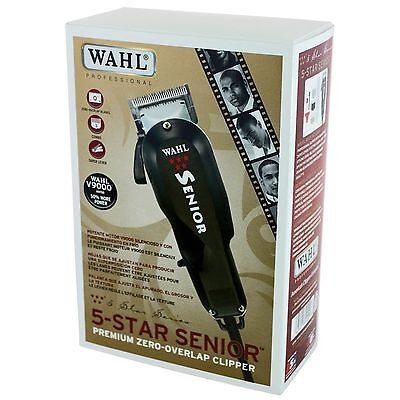 Wahl  5 Star Senior Professional Hair Clipper Barber, Salon Model # 8545