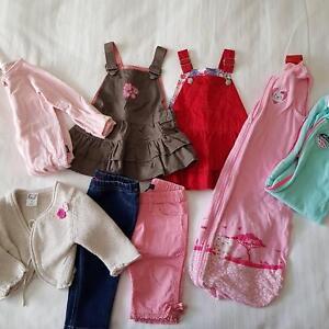 Baby Clothing Near New 000 Bonds Peach Stripe Vintage Stretchies Easysuit Wondersuit Jumpsuit