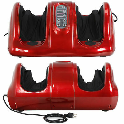 Shiatsu Foot Massager Switchable Kneading & Rolling Leg Calf Ankle w/Remote Home