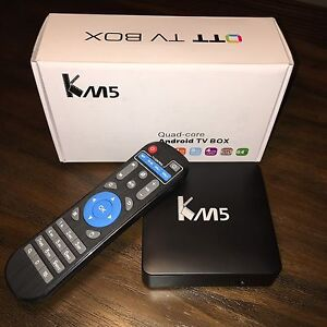 BRAND NEW Android TV Box | INCLUDES 30 DAYS OF IPTV