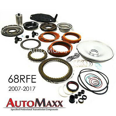 Ram Transmission Cummins Diesel Super Rebuild Kit 2007-17 Dodge 6.7L 68RFE