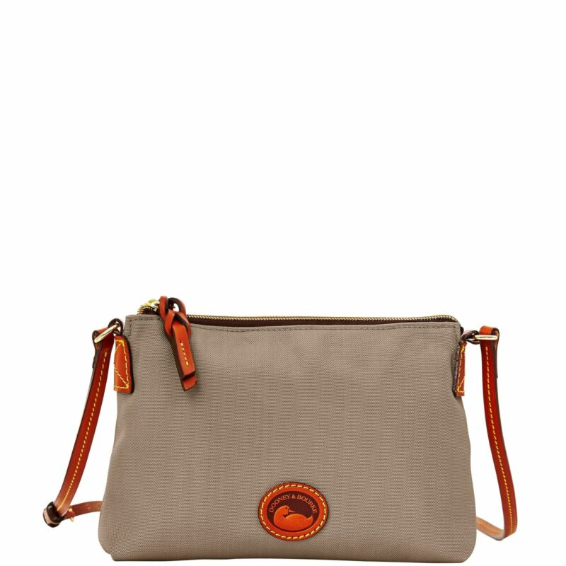 Dooney & Bourke Nylon Crossbody Pouchette Shoulder Bag