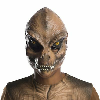 Child Boys Jurassic World Fallen Kingdom T-Rex Dinosaur Halloween Costume Mask (Boys T Rex Costume)