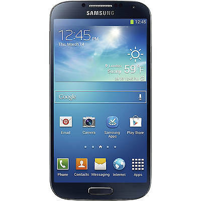 New Samsung Galaxy S4 M919 T-mobile Unlocked 4G GSM Android SmartPhone Black