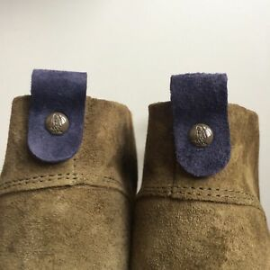 New Never Worn Suede Hush Puppies Shoes