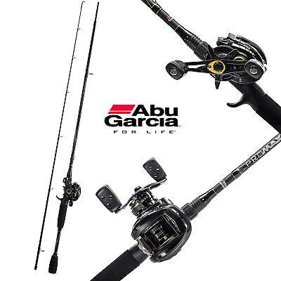 ABU GARCIA PRO MAX 3 BAITCAST COMBO ROLLE LINKSHAND + RUTE 1,98m/15-45gr. 2020