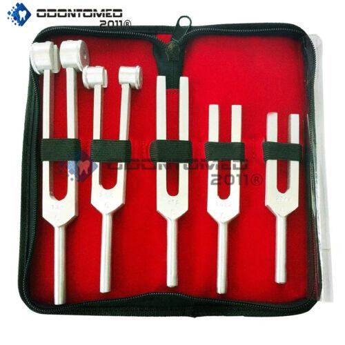 ODM Tuning Fork Set of 5 - Medical Surgical Diagnostic instruments