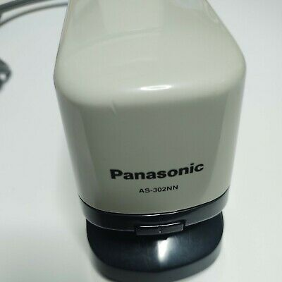 Panasonic As-302n Heavy Duty Electric Stapler Tested Works