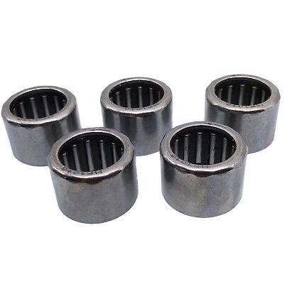 Us Stock 5pcs Hf1616 One Way Clutch Miniature Needle Roller Bearing 16x22x16mm