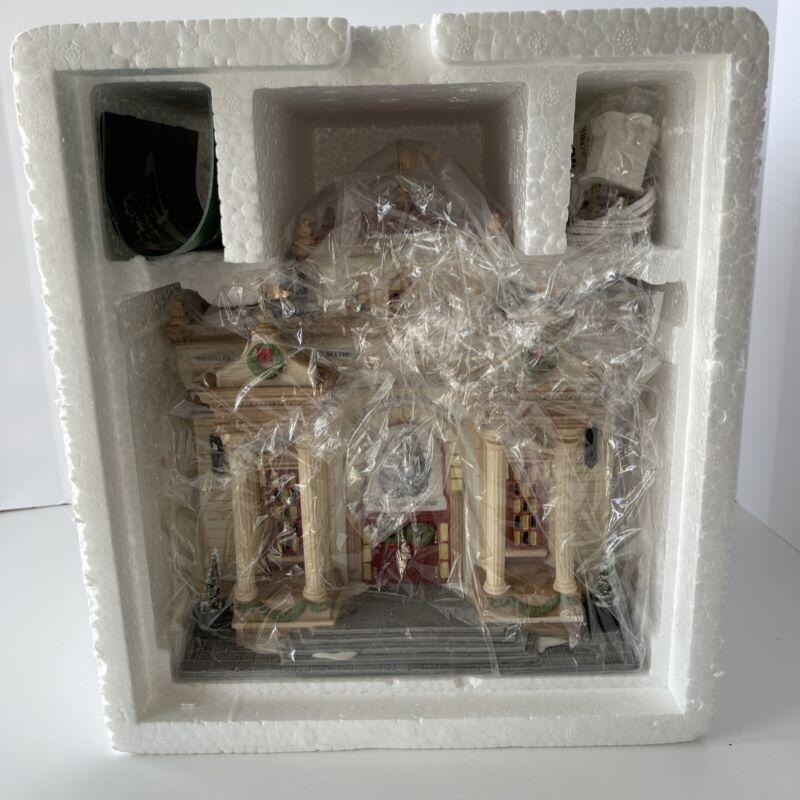"Dept 56 Christmas in the CITY ""HERITAGE MUSEUM OF ART"" #5883-1 NEW Original Box"