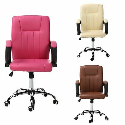 Computer Office Desk Chair Commercial Executive Task Ergonomic Swivel High Back