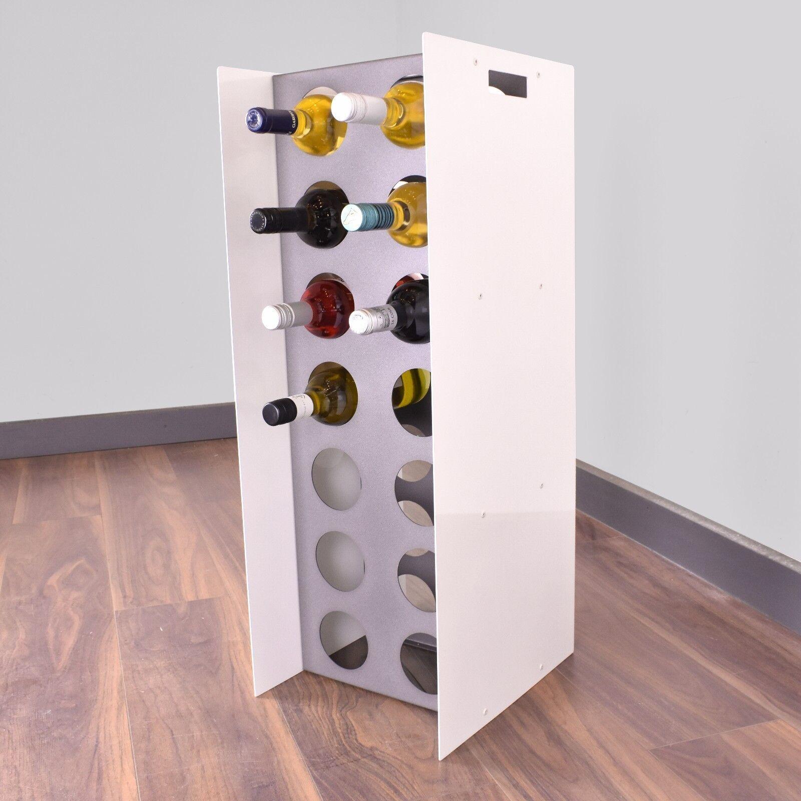 Free Standing Wine Cabinet Steel Rack