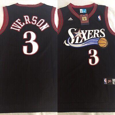 Camiseta Nba Allen Iverson Sixers