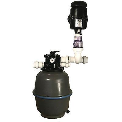 Pentair Gc Tek Pondkeeper Bio Media Filter Pk1.25 Ponds 1...