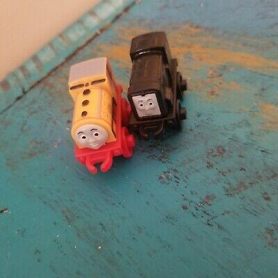 Mini Thomas The Train Engines Bill & Diesel
