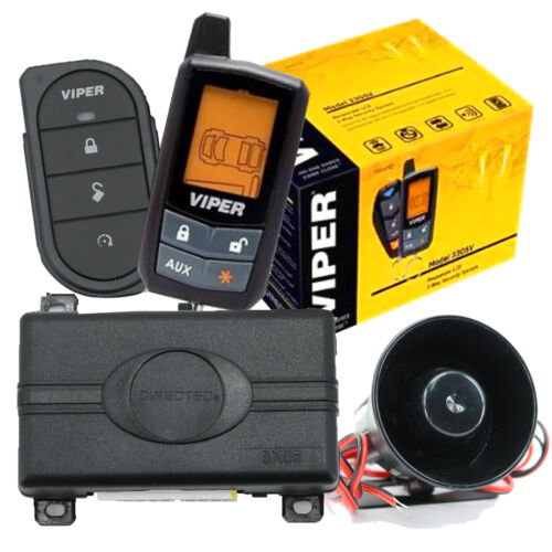 Viper 3305V Security System With Keyless Entry