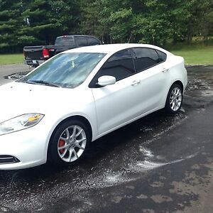 2013 Dodge Dart SXT multi-air turbo