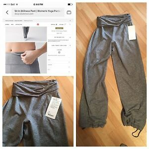 Lululemon sit in stillness pants