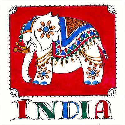 Fridge Magnets India - Indian Elephant