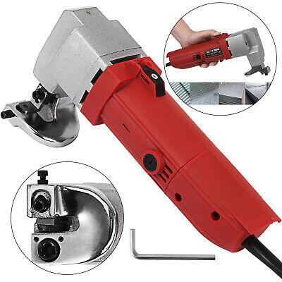Cizalla eléctrica de chapa metálica de 500W 2.5mm Tijeras Eléctricas para Metal