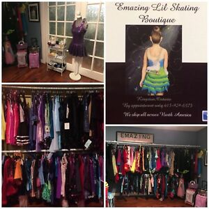 Figure skating dresses new and used over 500 dresses