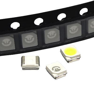 SMD LED 3528 PLCC2 PLCC-2 PLCC 2 3,5x2,8mm SMDs Tacho KFZ LEDs klein mini mikro - 8 Mm Led