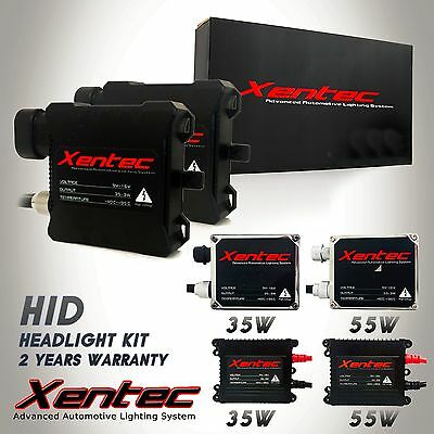 (1x Xentec Xenon HID Conversion Replacement 35W or 55W Ballast H4 H7 H11 9006 880)