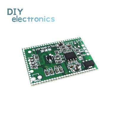 10.525ghz 8-15m Radar Sensor Switch Doppler Radar Microwave Sensor Module