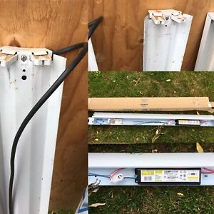 T-12 Shop Lights - Take All four for $25
