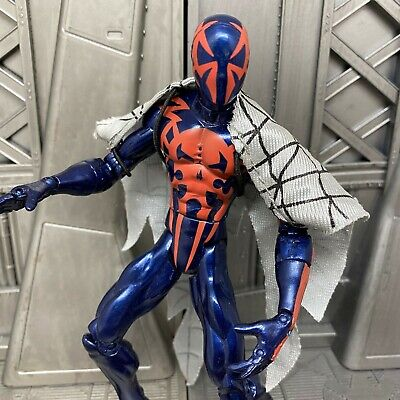 "Marvel Legends Toybiz Classics Origins Spider-man 2099 6"" Inch Action Figure"