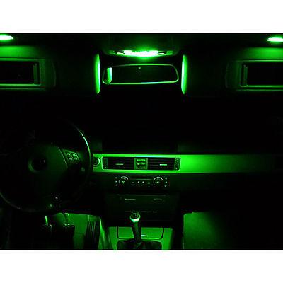 SMD LED Innenraumbeleuchtung Ford Kuga grün Innenlicht Innenbeleuchtung grüne