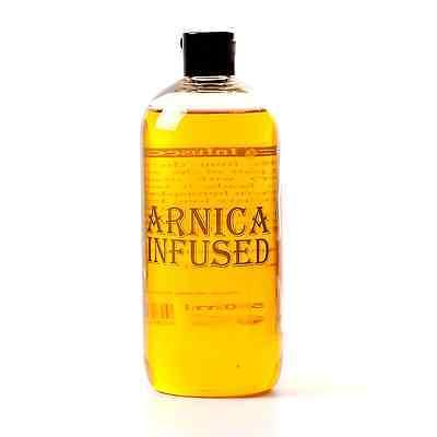 Arnica Aceite Infusión En Girasol Aceite - 500ml (HE500ARNI)