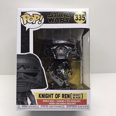 Funko Pop Star Wars™ The Rise of Skywalker: Knight of Ren (Heavy Blade) #47245
