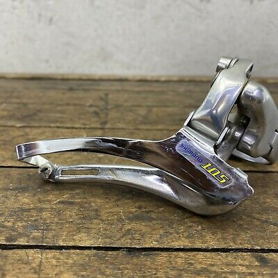 SHIMANO 105 FD-5501 GEAR MECH DERAILLEUR BOTTOM PULL 28.6mm 9 SPEED DOUBLE