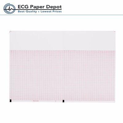 Ecg Ekg Thermal Paper Burdick 007979 Compatible Eclipse 8 Machines 10 Packcase