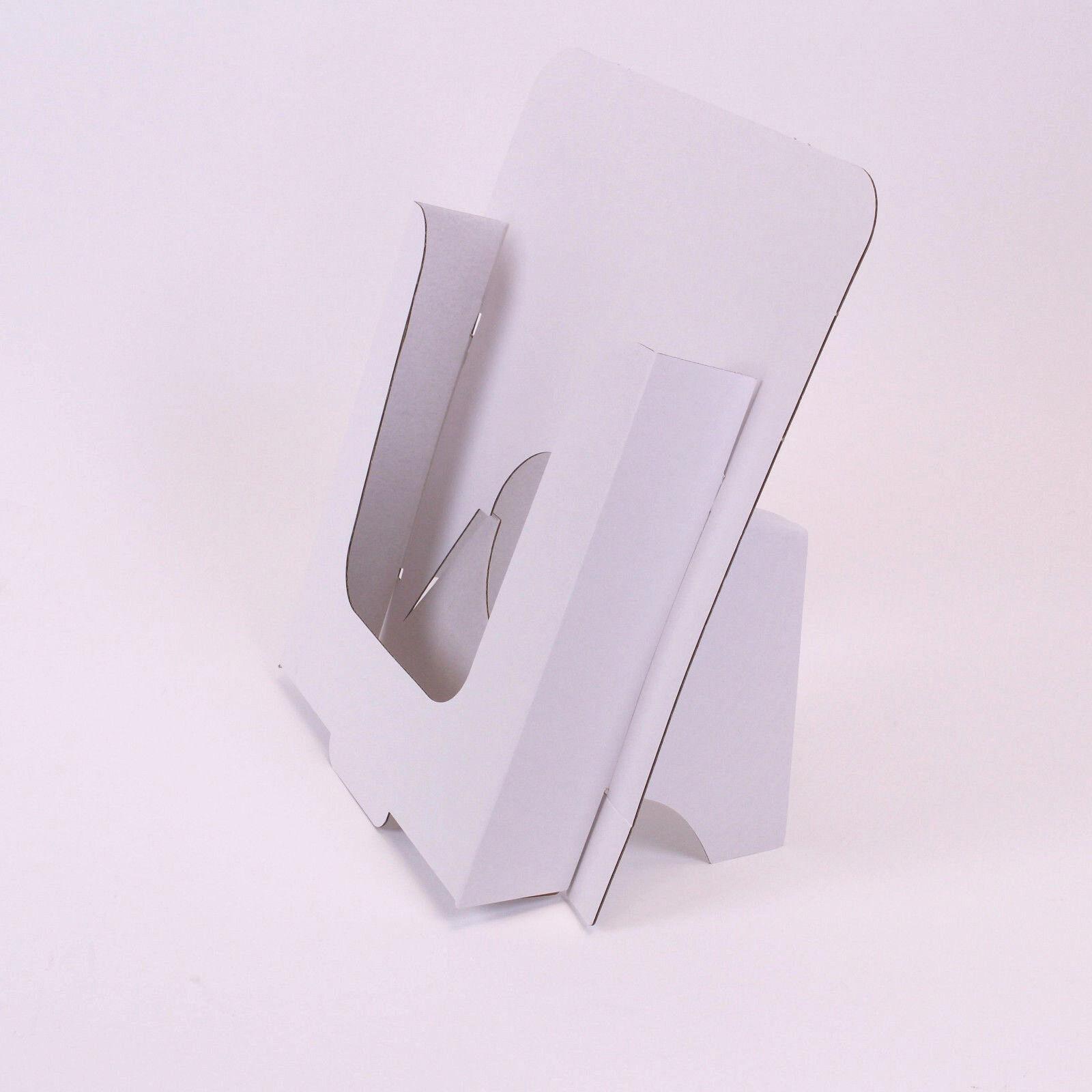 cardboard leaflet holder brochure holder a4 a5 1  3 a4
