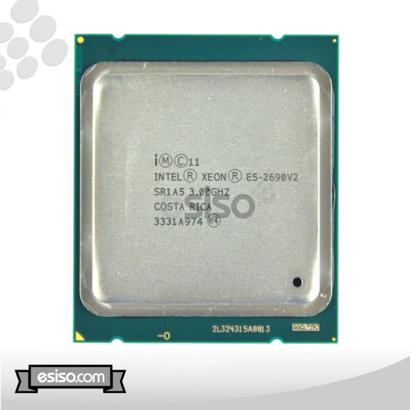 BX80635E52690V2 INTEL XEON E5-2690V2 10 CORE 3.00 GHz 25M 8 GT/s 130W PROCESSOR