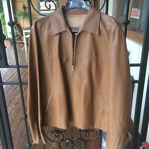 Italian leather man's jacket Wembley Downs Stirling Area Preview