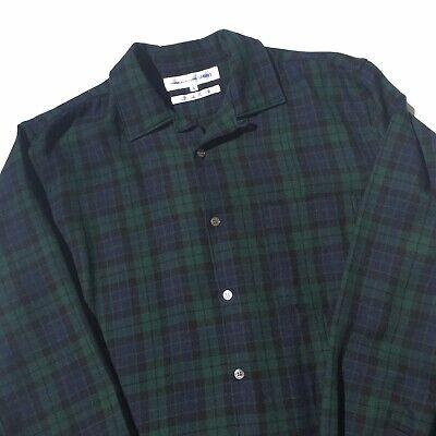 COMME Des Garcons Shirt S Junya Watanabe Plus Check Homme
