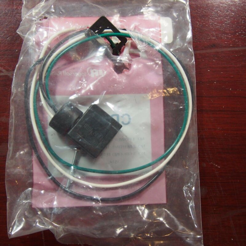 ARO Ingersoll Rand Solenoid Coil Connector w/ Separate Wires CDW (2 Pcs)